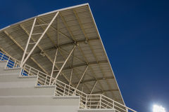 Grandstand roof Stock Photos