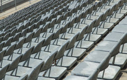 Grandstand Seating Royalty Free Stock Image