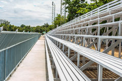 Grandstand Seats Stock Image