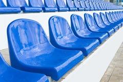 Grandstand stadium Stock Photography