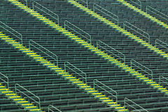 Grandstand To Fill. The grandstand is ready to fill with spectators Royalty Free Stock Image