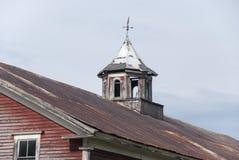 Granero abandonado Imagen de archivo
