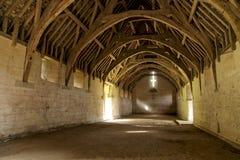 Granero de diezmo de Bradford-en-Avon Fotografía de archivo libre de regalías