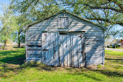 Granero de Luisiana Imagenes de archivo