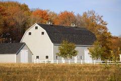 Granero del otoño Imagen de archivo