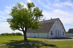Granero del rancho Fotografía de archivo libre de regalías