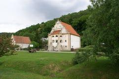 Granero en Kazimierz Dolny Foto de archivo