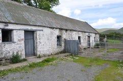 Granero en la cañada, condado Kerry, Irlanda Fotografía de archivo