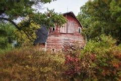 Granero viejo - 3 Foto de archivo