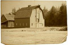 Granero viejo Imagenes de archivo