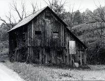 Granero viejo, rústico Fotos de archivo