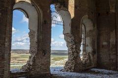 grange καταστροφές Στοκ Φωτογραφία