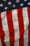 Grange. US Flag as patriotic background Royalty Free Stock Image