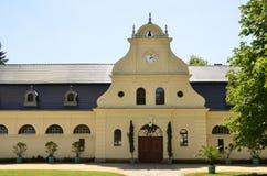 Grange in Bad Muskau royalty free stock image