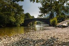 Grange Bridge over River Derwent Royalty Free Stock Photo