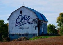 Grange célébrant l'Ohio bicentenaire images stock