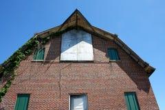 Grange de brique Image libre de droits