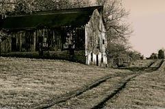 Grange de cheval du Kentucky Photographie stock