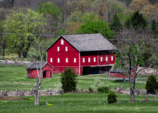 Grange de Gettysburg Image stock