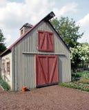 Grange de jardin Photos libres de droits
