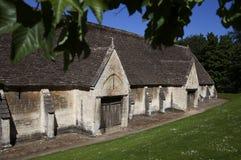 Grange de la dîme Bradford-sur-Avon Photos stock