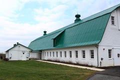 Grange de laiterie Mooseum Image libre de droits