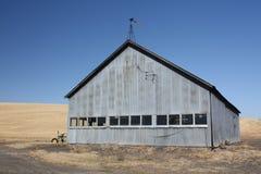 Grange de pignon Photo libre de droits
