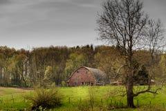 Grange de vintage Photo libre de droits