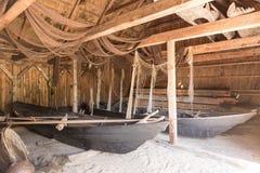 Grange en bois de Fischer Images libres de droits