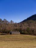 Grange en bois Tennessee Photo libre de droits