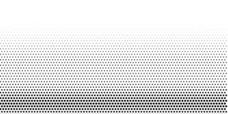 Grange Halftone Texture Of Black And White Dots. Stock Photography