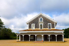 Grange Hall Royalty Free Stock Image