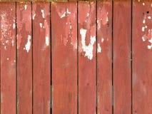 Grange peinte en bois Photos stock