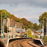 Grange station Stock Photo