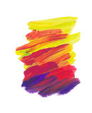 Grange style rich color abstract background. Royalty Free Stock Image