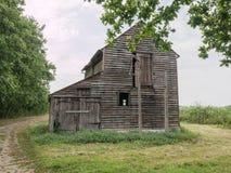 Grange sur le dos de manière, Doddington, Kent, R-U photos libres de droits