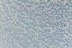Grani della neve come fondo Fotografie Stock