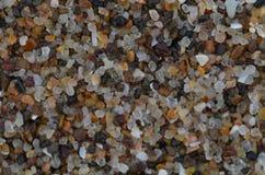 Grani della sabbia Immagine Stock