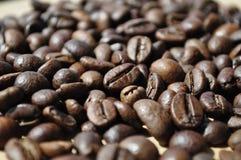 Grani di caffè Fotografia Stock Libera da Diritti