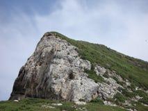 Grani droga między Cassis Ciotat w i losem angeles Fotografia Royalty Free