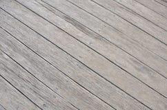 Graniaści starzenie się wzory drewno i gwoździe Zdjęcie Royalty Free