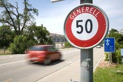 granica miasta szwajcarskie obraz royalty free