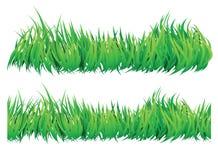 granicy grass bezszwowego Zdjęcia Stock