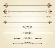 graniczy dekoracyjnego royalty ilustracja