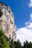 Granier cliff Royalty Free Stock Photos