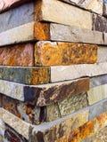 Graniet of Schalie de Textuur van Croner Royalty-vrije Stock Foto