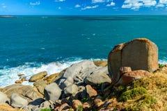 Granitö, Victor Harbor Royaltyfria Bilder
