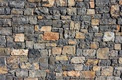Granit ścienna tekstura, bezszwowa tekstura, kamieniarstwo dzień, barwiący granitowy naturalny kamień, kawałki kamień, drzazgi, zdjęcie royalty free