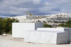 granit Royaltyfri Bild