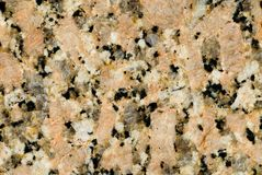 Granit-Beschaffenheit Stockbild